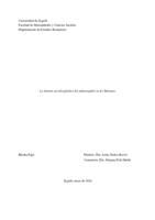 prikaz prve stranice dokumenta La historia sociolingüística del judeoespañol en los Balcanes
