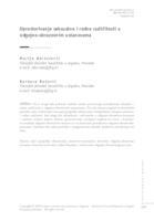 prikaz prve stranice dokumenta Uprostorivanje seksualne i rodne različitosti u odgojno-obrazovnim ustanovama