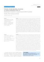prikaz prve stranice dokumenta Psihičko zdravlje liječnika u Hrvatskoj za vrijeme pandemije COVID-19