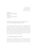 prikaz prve stranice dokumenta Pragmatika i leksikografija: deiktici kao izazov suvremene leksikografije