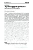 prikaz prve stranice dokumenta The Zrinski-Frankopan Conspiracy as a National Sacrificial Narrative